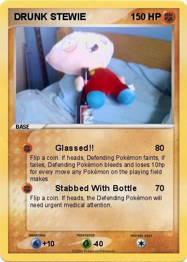 How do you make your own EX Pokemon cards?