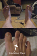show your feet