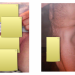 take a pic of your genitals with post-it notes