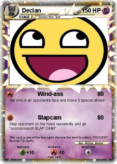 Create Your Own Pokemon Card