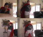 dress up as Quailman.